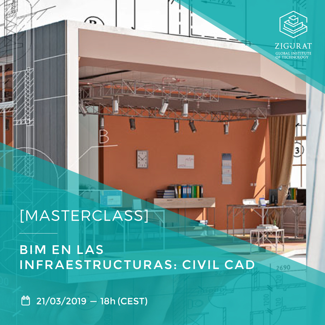 MASTERCLASS] BIM en las infraestructuras: Civil CAD