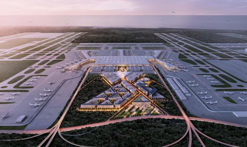 BIM in Turkey: the use of BIM on the Istanbul Grand Airport