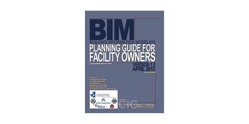 Penn State BIM Planning Guide for Facility Owners