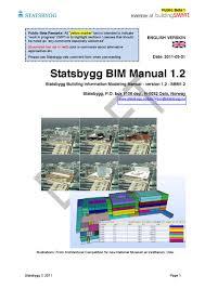 Statsbygg BIM Manual 1.2