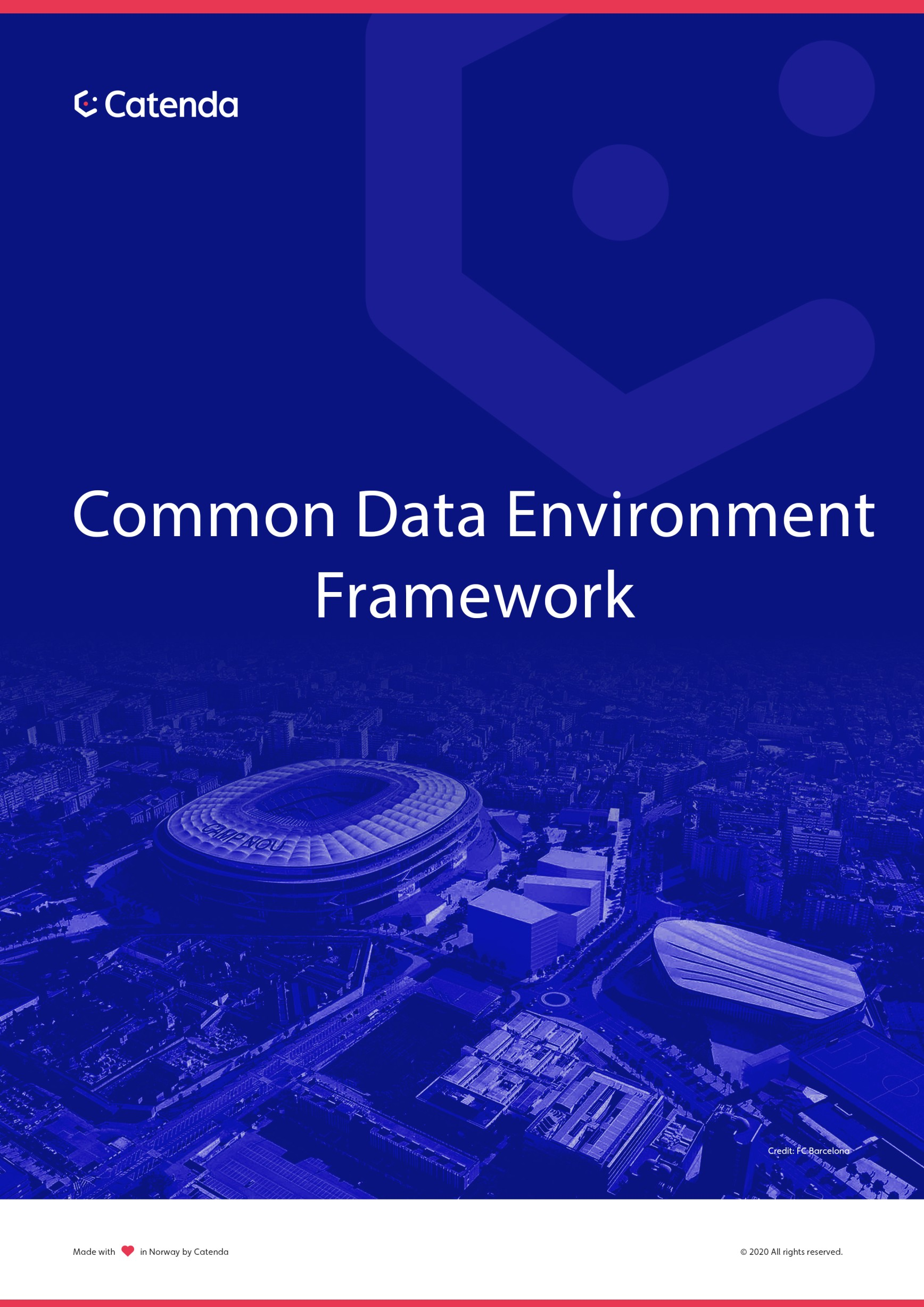 Common Data Environments comparison tool