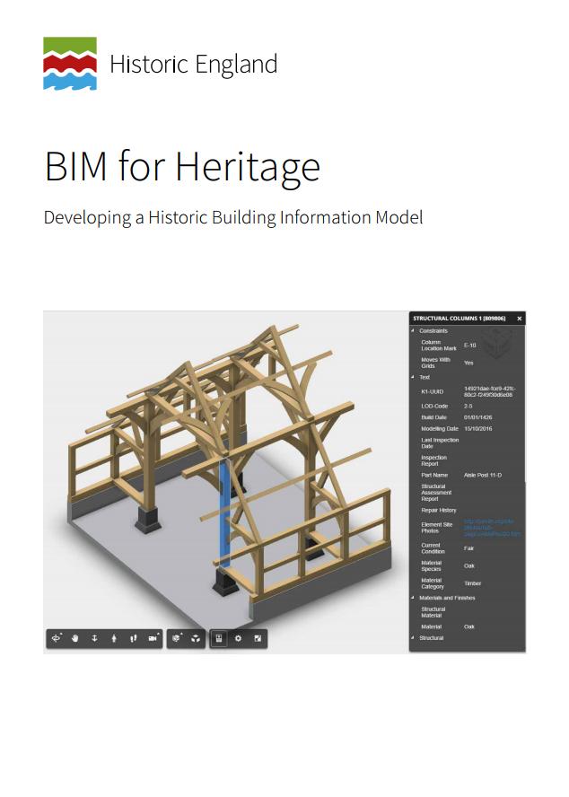 BIM for Heritage