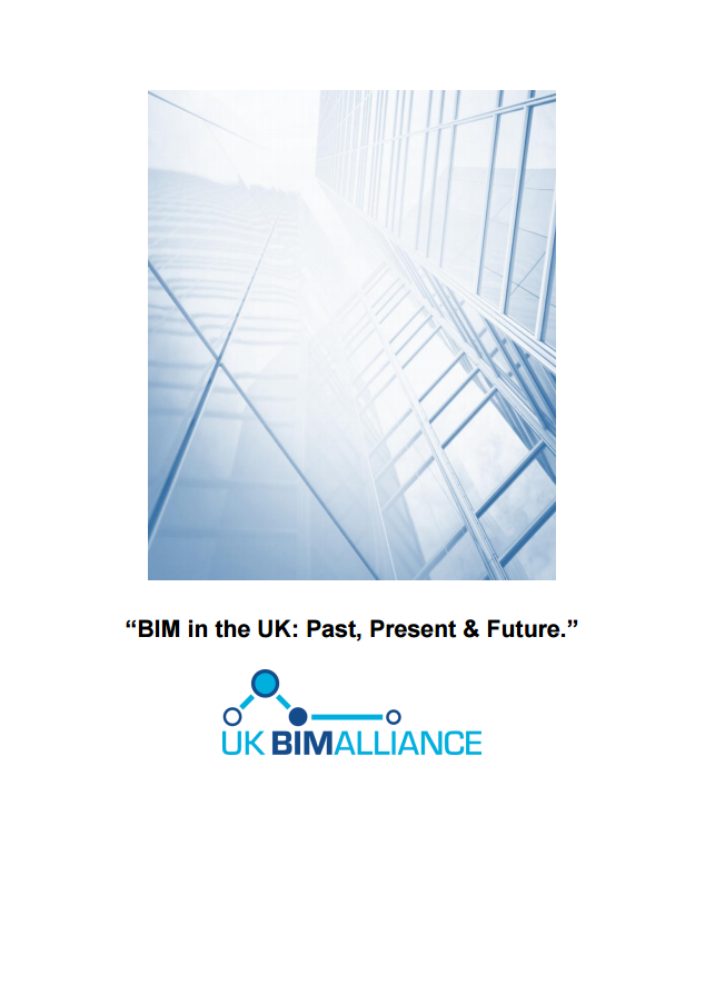 BIM in the UK: Past, Present & Future