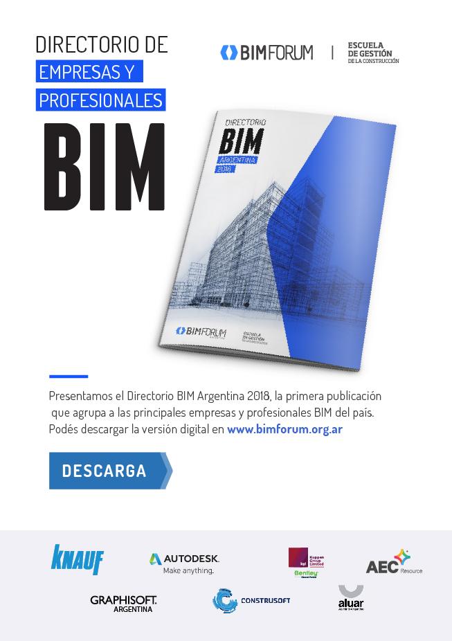 Directorio de Empresas y Profesionales BIM