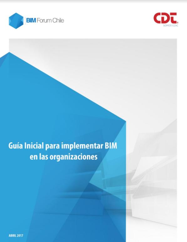 Guía inicial para implementar BIM en las organizaciones