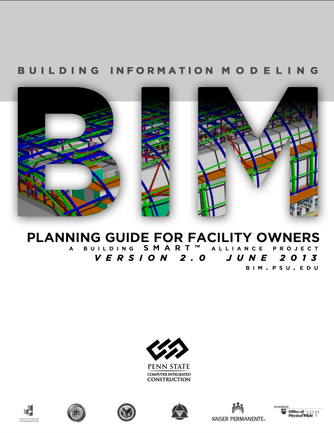 BIM - Planning Guide for Facility Owners