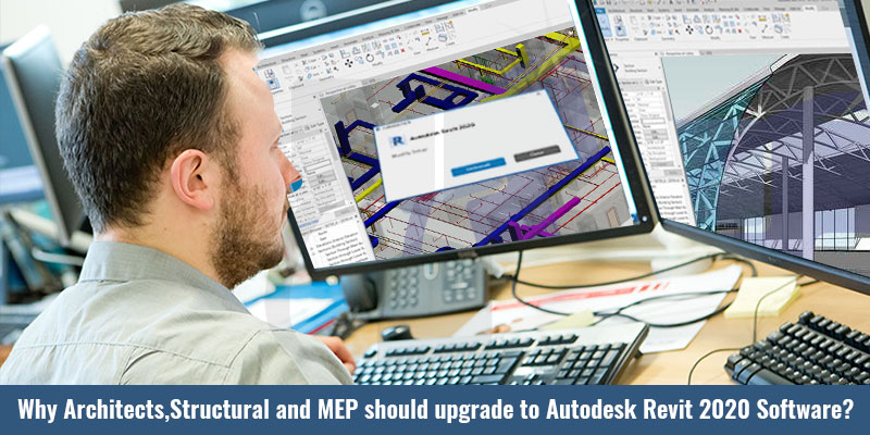 Why Architects, Structural and MEP Engineers should upgrade